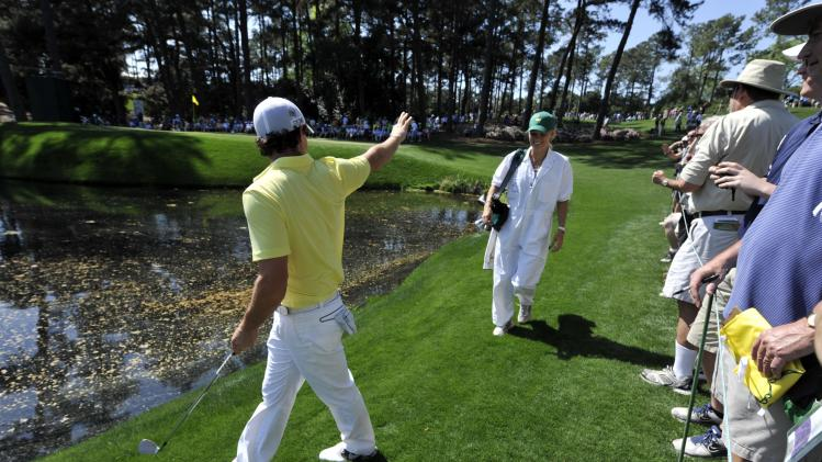 Golf: The Masters-Par 3 Contest