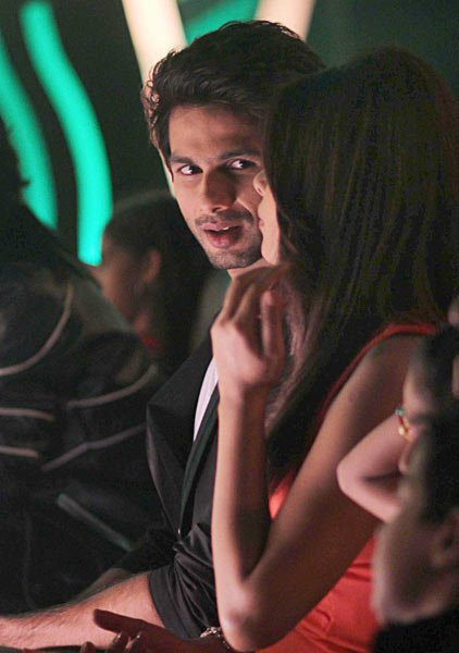 Shahid and Priyanka are very busy