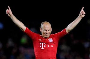 Robben: Leaving Bayern not an option