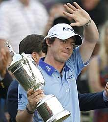 One major doesn't make Rory a Tiger