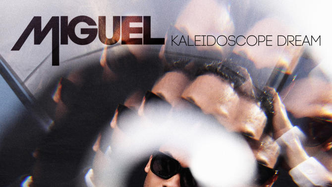 """This CD cover image released by RCA Records shows Miguel's, """"Kaleidoscope Dream."""" (AP Photo/RCA Records)"""