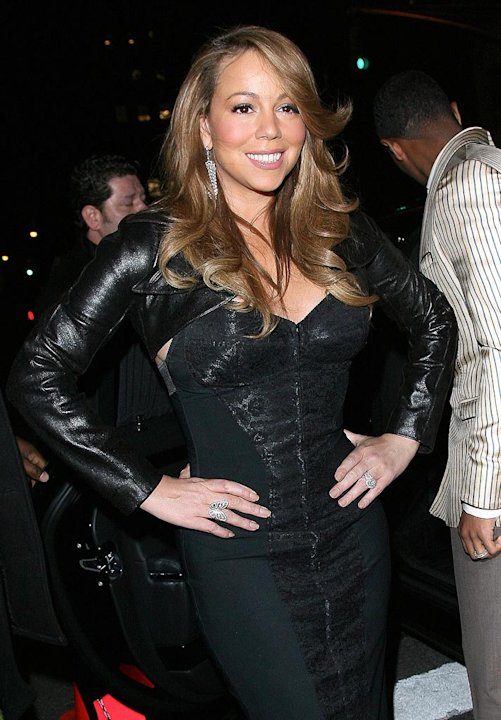 Carey Mariah VEVO Party