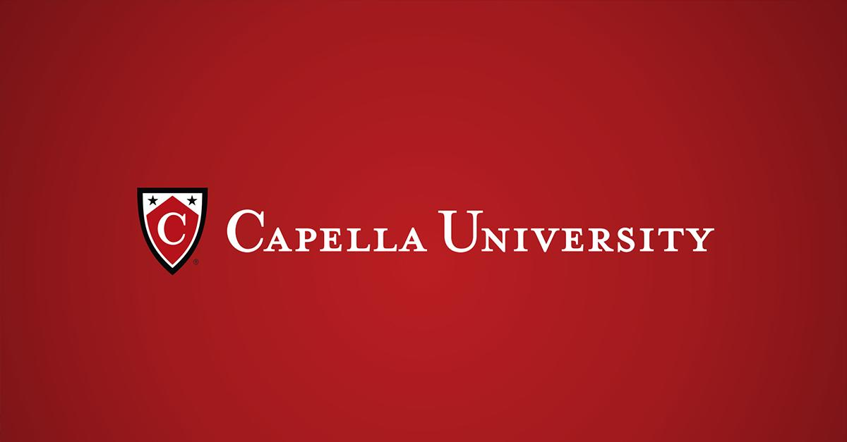 Graduate from Capella