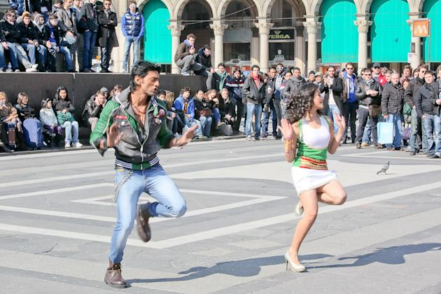 Bollywood a Milano