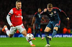 Kroos sinks Arsenal and Milan deflated by Costa - Wednesday's Champions League in pics