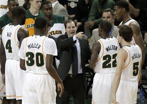 No. 6 Baylor routs Paul Quinn 95-54