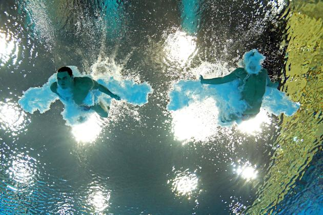 Olympics Day 5 - Diving