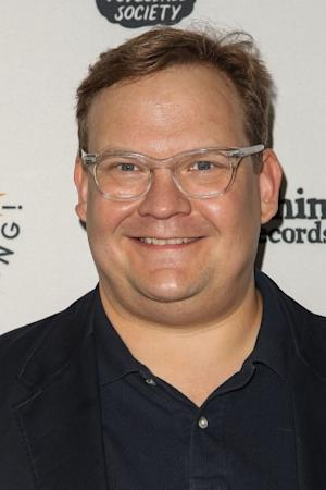 Andy Richter arrives to IFC's '2012 Comedy Bang Bang Nativity Pageant' Holiday Comedy Show Benefiting LA Regional Food Bank at The Ricardo Montalban Theatre on December 4, 2012 in Hollywood -- Getty Premium
