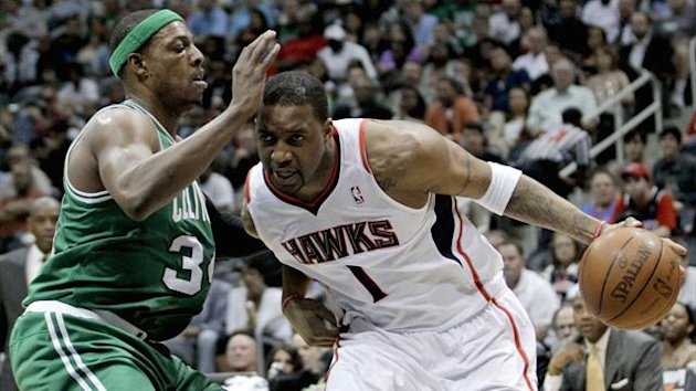 2011/12, NBA, Atlanta Hawks, Tracy McGrady (Ap/LaPresse)