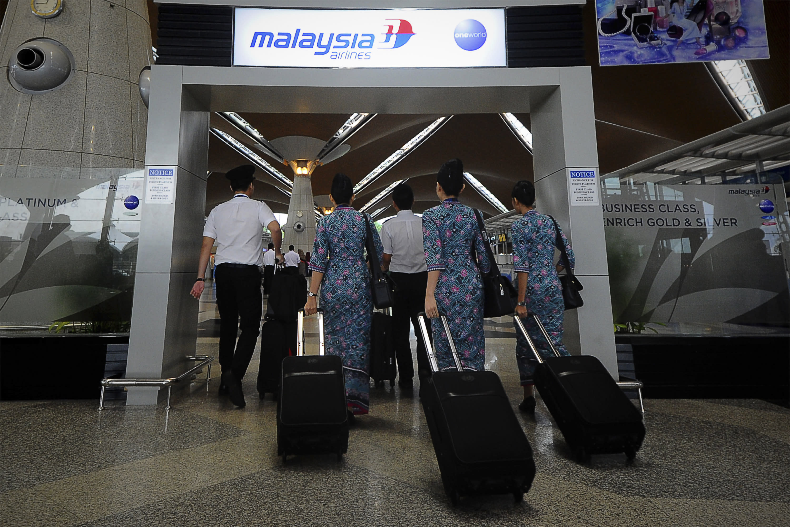 "New Malaysia Airlines CEO a ""battle hardened"" veteran"