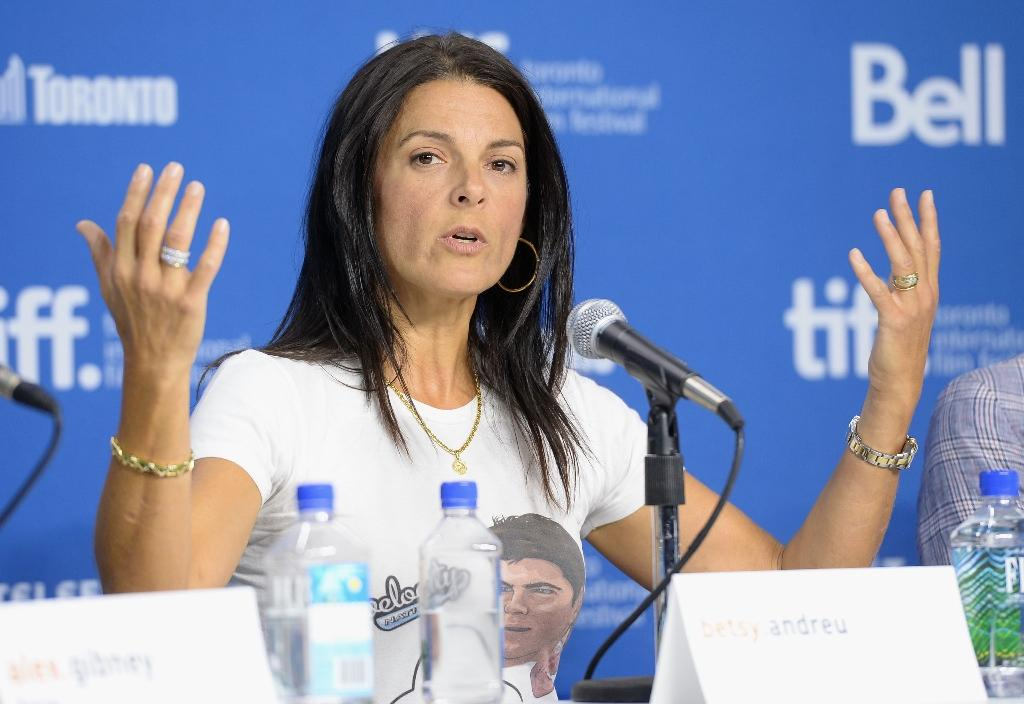 Lance Armstrong accuser celebrates victory