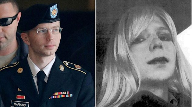 Bradley Manning, Now Chelsea, Denied Hormones in Prison (ABC News)