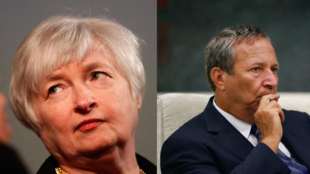 How Syria Could Derail or Smooth the Way for a Summers-Led Fed