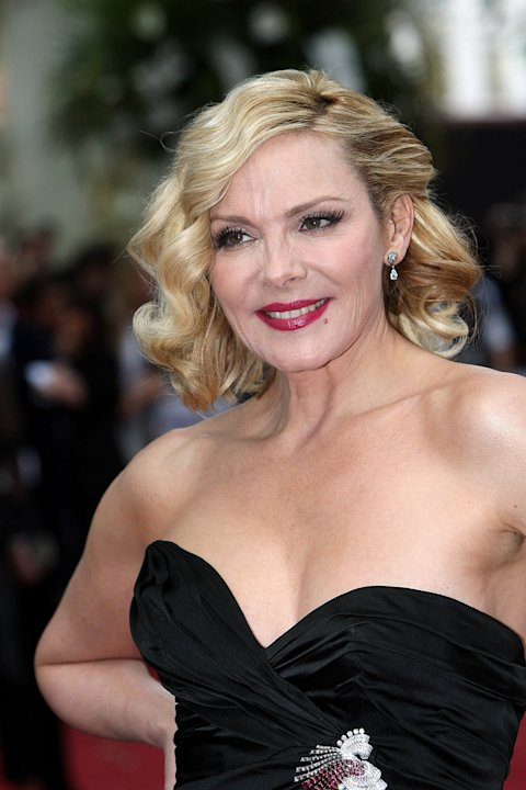 Sex and the City 2 UK Premiere 2010 Kim Cattrall