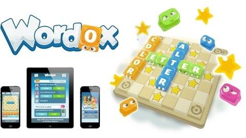 IsCool Entertainment Announces Wordox for Mobile