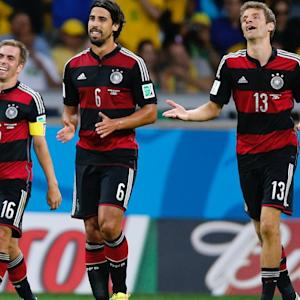Germany's Historic Rout of Brazil, By the Numbers