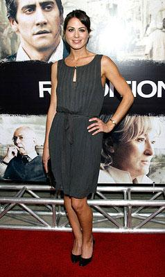 Michelle Borth at the Los Angeles premiere of New Line Cinema's Rendition