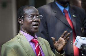 South Sudan's current Vice-President James Wani …