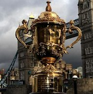Teams from around the world will battle it out for the Webb Ellis Cup in 2015