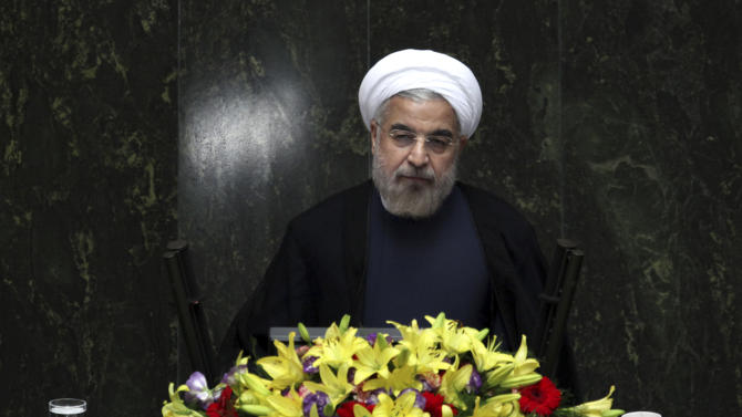Sanctions biting but Iran not budging