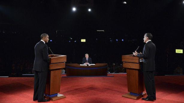 Obama and Romney Want the Moderator to Keep Quiet at the Next Debate