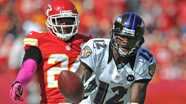 Baltimore Ravens v Kansas City Chiefs