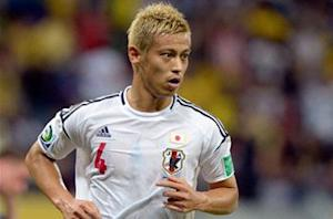 Honda: Japan needs more players in the top leagues
