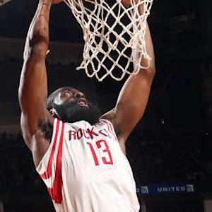 Rockets Rout The Pacers