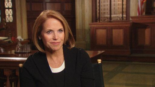 Katie Couric Interview