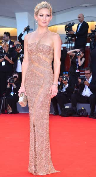 Kate Hudson&amp;#39;s Flawless Beauty At The Venice Film Festival: Has She EVER Looked Better?