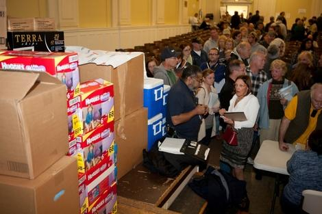 Private Donations for Hurricane Sandy Relief Fall Short