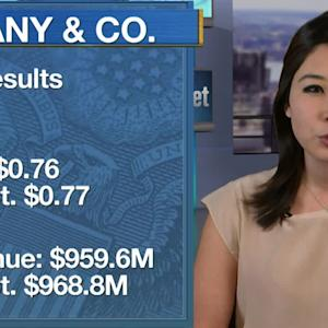 Tiffany & Co. Investors Focus on Jeweler's Long-Term Picture