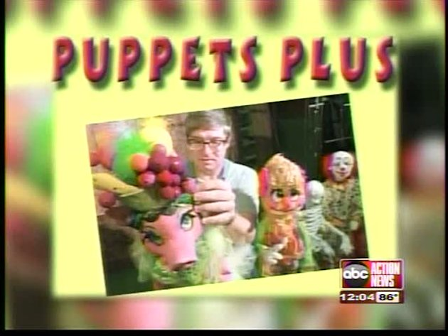 Possible new clues in puppeteer case headed to lab