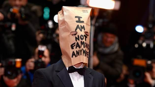 Shia LaBeouf? Is that you? -- Getty Images