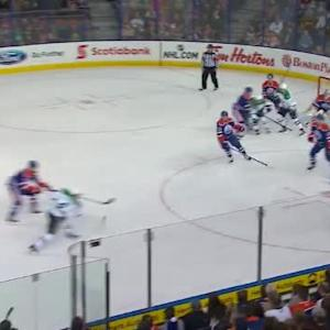 Richard Bachman Save on Jason Demers (10:11/1st)