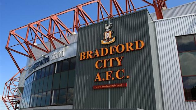 The npower League Two clash between Bradford and Wycombe has been postponed