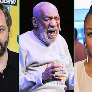 Jill Scott, Judd Apatow Speak Out in Wake of New Bill Cosby Revelations