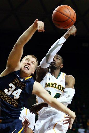 West Virginia Baylor Basketball