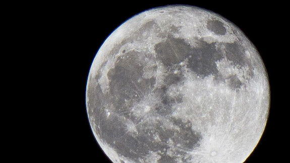 Moon, Planet and Star Meet in Night Sky This Weekend