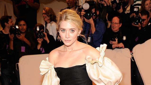 Ashley Olsen TheMET Gala