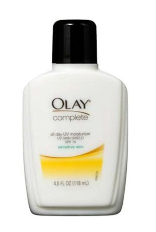 Oil of Olay Sensitive Skin Lotion
