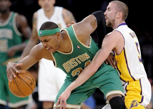 Lakers rally past Celtics in another thriller