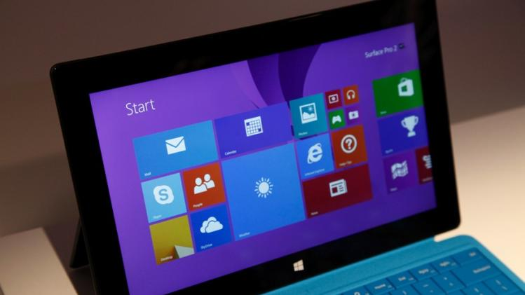 Microsoft yanks update that wrecked the Surface Pro 2