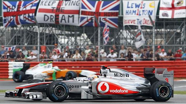 Formula 1 - McLaren pins hopes on Germany update