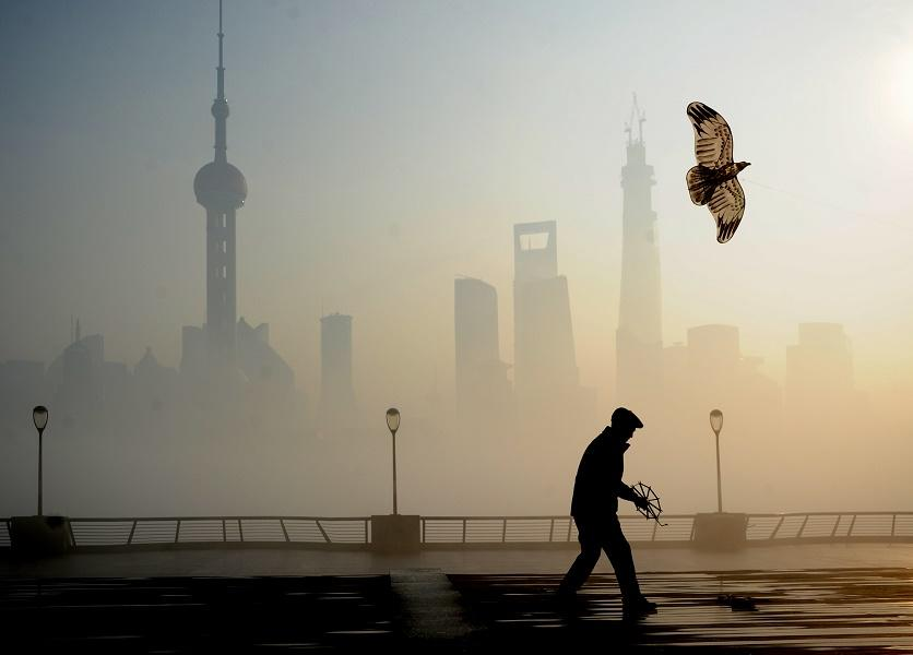 China's air is so bad breathing it is like smoking 40 cigarettes a day in some areas