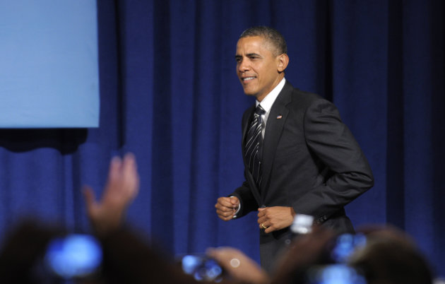Obama Calls On Congress To Approve Refinance Plan