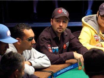 daniel negreanu poker player