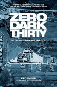 National Board of Review Puts Another Win in the 'Zero Dark Thirty' Column
