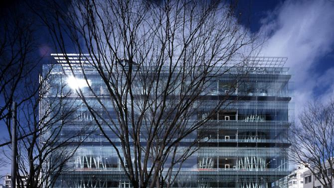 This publicity photo provided courtesy of Toyo Ito and Associates, Architects, shows Japanese architect Toyo Ito's Sendai Mediatheque, 1995-2000, in Sendai-shi, Miyagi, Japan. Ito has won the 2013 Pritzker Architecture Prize, the prize's jury announced Sunday, March 17, 2013. Ito, the sixth Japanese architect to receive the prize, is recognized for the libraries, houses, theaters, offices and other buildings he has designed in Japan and beyond. (AP Photo/Courtesy of Toyo Ito and Associates, Architects, Nacasa and Partners Inc.)