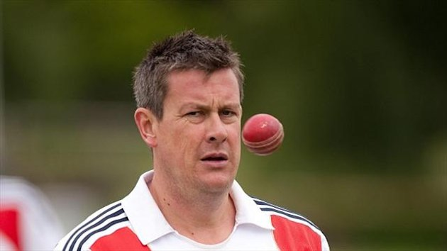Ashley Giles believes this summer's Champions Trophy can lay the foundations for England to win the World Cup in 2015